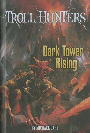 book cover of Dark Tower Rising