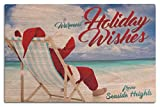 Best Lantern Press Wishes Signs - Seaside Heights, New Jersey - Warmest Holiday Wishes Review