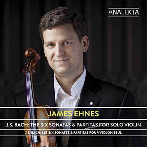 How to buy the best james ehnes bach sonatas?