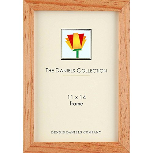 Our classic rich-looking natural trim-line by Dennis Daniels - 11x14