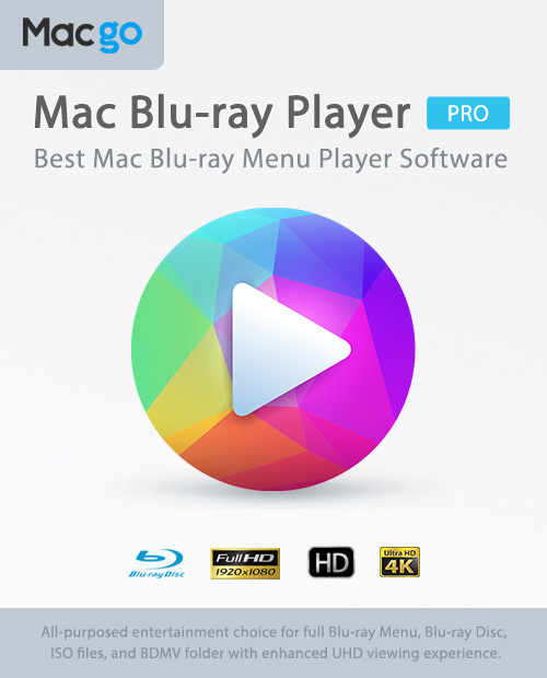 Macgo Mac Blu-ray Player Pro