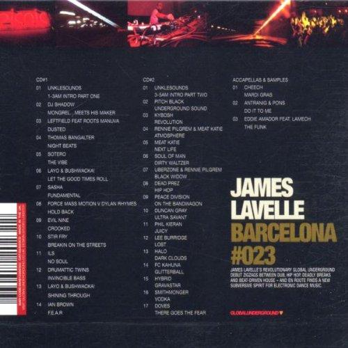 Global Underground 023: Barcelona