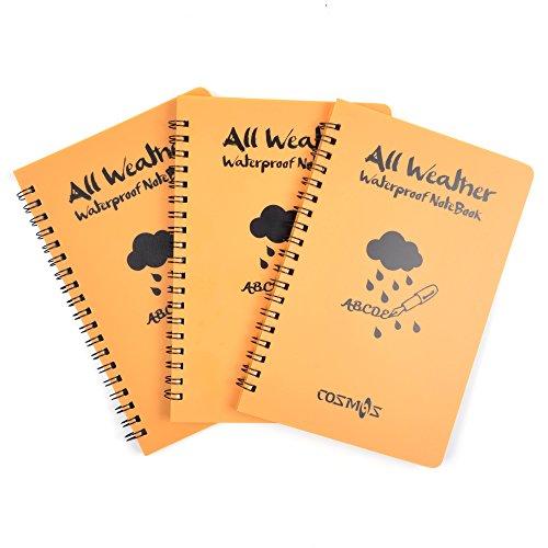 Cosmos Tactical Waterproof All weather Notebook