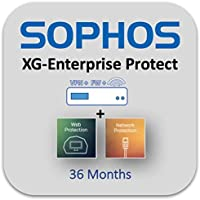 Sophos XG 85w EnterpriseProtect, 3-Year (US Power Cord)