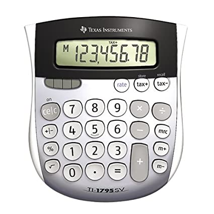 Amazon Texas Instruments Ti 1795 Sv Standard Function