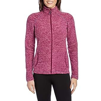 Roxy Women's Harmony Sweatshirt ERJFT03117,Magenta Purple,XS
