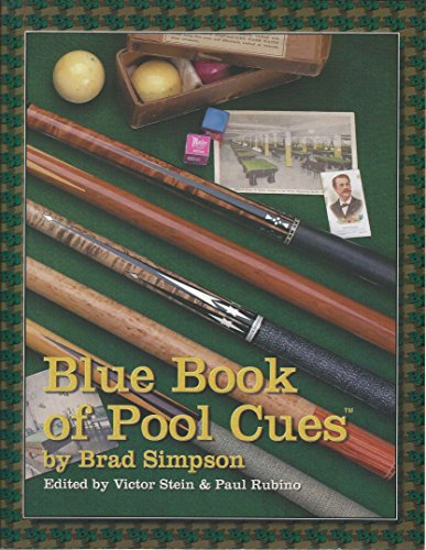 The Blue Book of Pool Cues