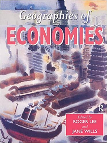 Geographies of Economies (Legal Philosophy)