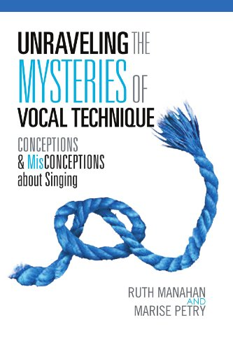 Unraveling the Mysteries of Vocal Technique: Conceptions & Misconceptions About Singing
