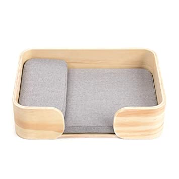 Cama para Mascotas Caja De Madera Cat Nest Pequeña Perrera Four Seasons Universal Pet Supplies: Amazon.es: Productos para mascotas