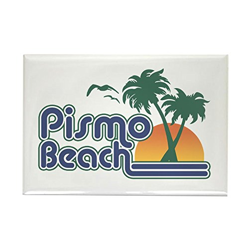 CafePress - Pismo Beach - Rectangle Magnet, 2