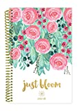 bloom daily planners 2017-18 Academic Year Daily Planner - Passion/Goal Organizer - Monthly and Weekly Datebook and Calendar - August 2017 - July 2018 - 6'' x 8.25'' - Just Bloom