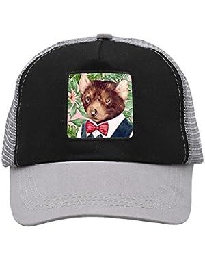 Unisex Mr.Animal Adjustable Classic Hiphop Hat Baseball Cap Snapback Dad Hat
