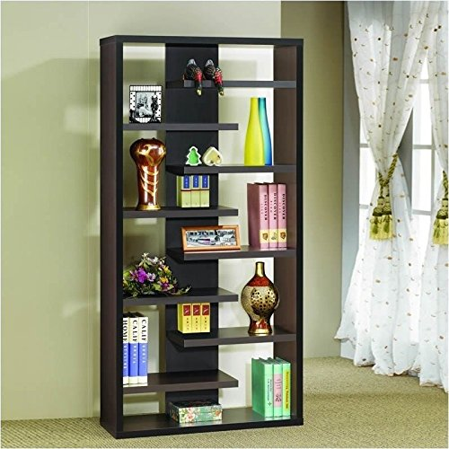 Coaster Home Furnishings 800265 Casual Bookcase,