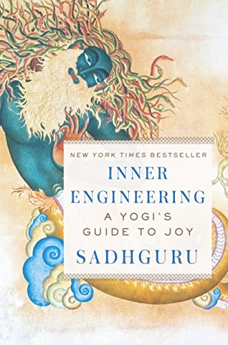 Inner Engineering: A Yogi's Guide to Joy cover