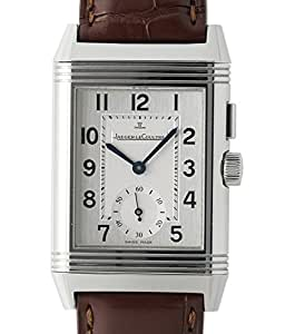 Jaeger-LeCoultre Reverso mechanical-hand-wind mens Watch 271.84.10 (Certified Pre-owned)