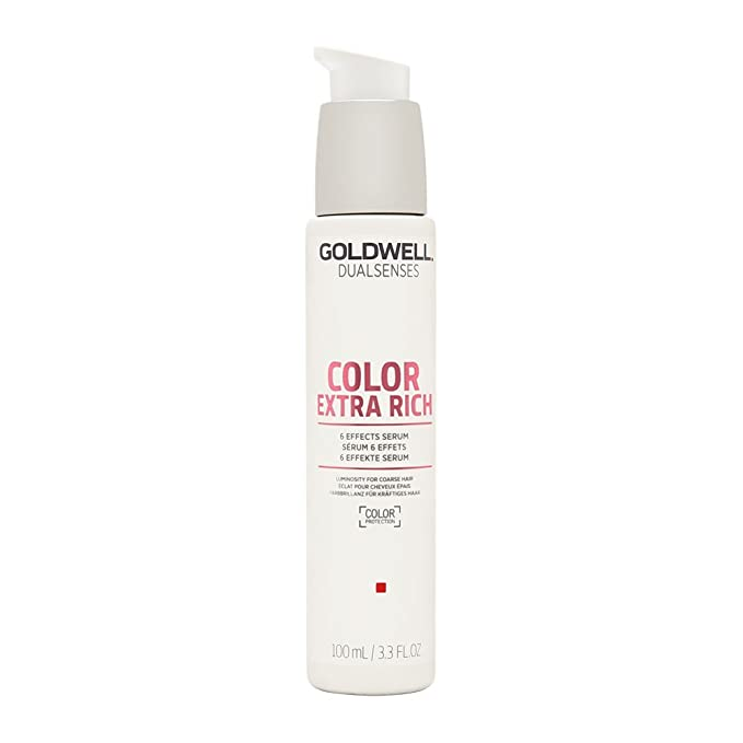 Oro Well dualsenses Color extra rich 6 Effects Serum, 1er Pack (1 x ...