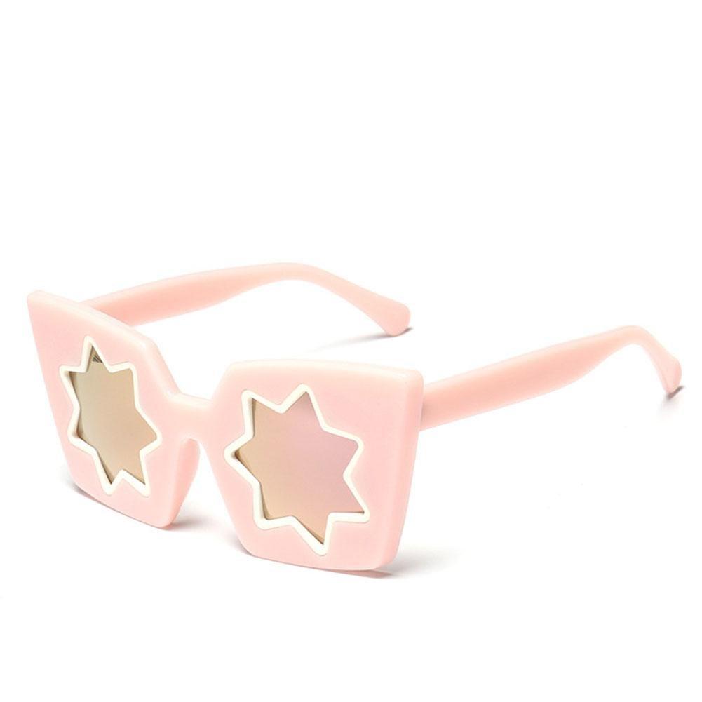XIAOLI& Gafas de sol de moda Star personalidad Anti-UV Polarized gafas para exteriores , B