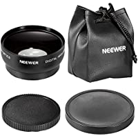 Neewer 52MM 0.45X Wide Angle High Definition Lens w/Macro