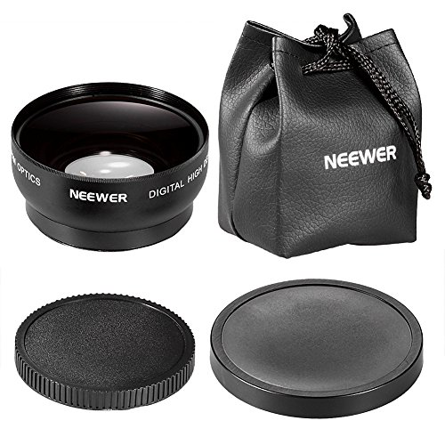 Neewer 0 45X Angle Definition Cameras