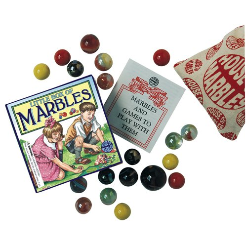 Little Box of Marbles 8444
