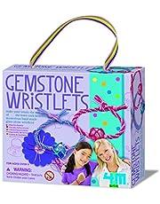 4M 4659 Gemstone Wrislets Craft Kit