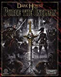 Dark Heresy RPG: Purge the Unclean