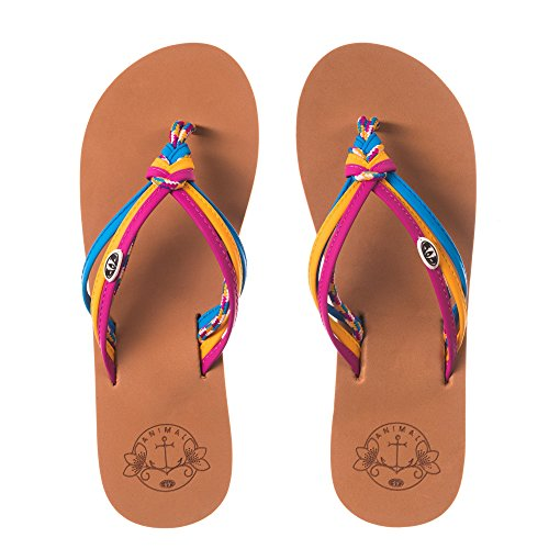 Flip-flop Estate Animale - Multi Uk 7