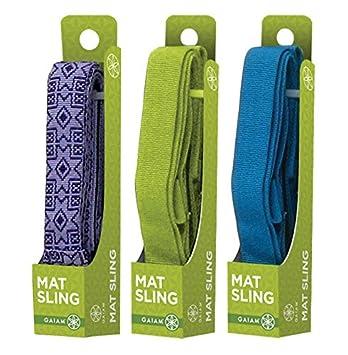 Gaiam Yoga Mat Sling: Amazon.es: Deportes y aire libre