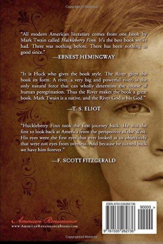 The Adventures Of Huckleberry Finn Mark Twain 9781535262736