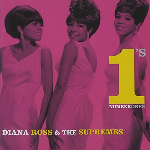 CD : Diana Ross - Number 1's