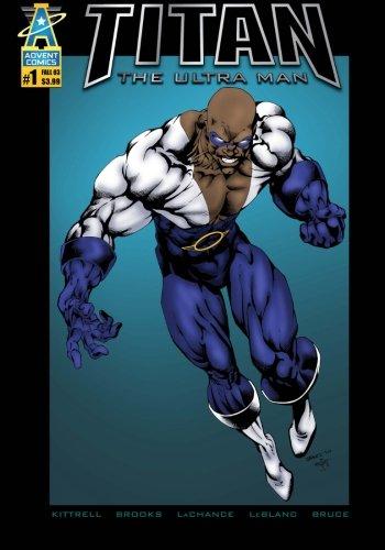 Titan, The Ultra Man #1 (Volume 1)