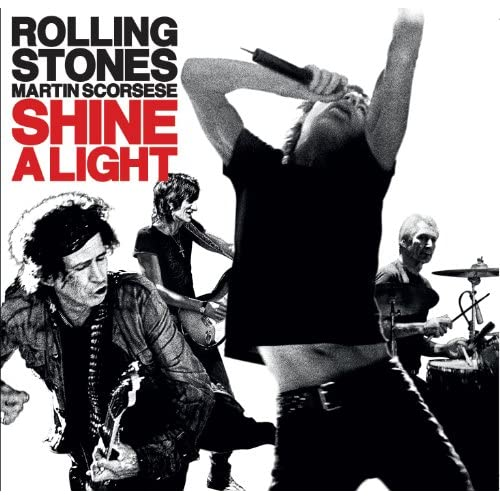 Shine Light Rolling Stones