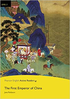 Level 2: The First Emperor of China Book and Multi-ROM with MP3 Pack (Pearson English Active Readers)