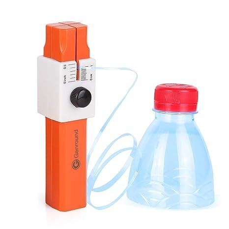 Amazon.com: Botella de plástico botella de PET de cutter ...