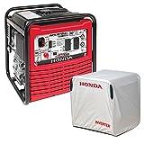 EB2800i Honda Generator with Honda OFI Cover Combo