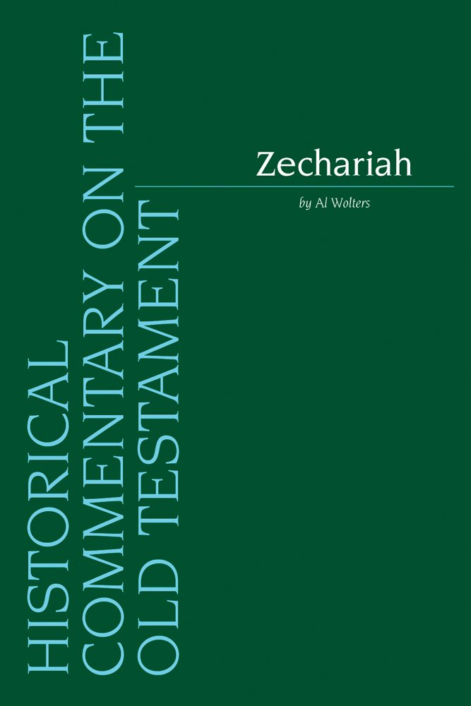 Download Zechariah (Historical Commentary on the Old Testament) pdf epub