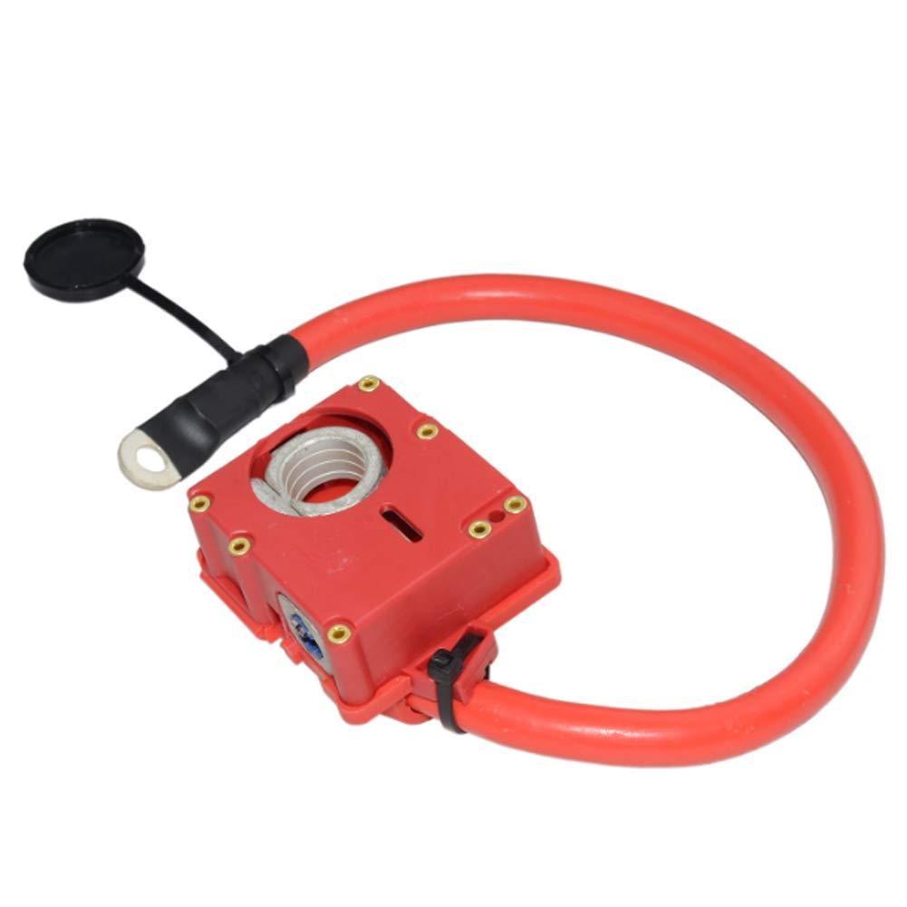 Ensun 61129217031 Positive Terminal to Battery Cable for BMW E90 E91 E92 E82 E84 E88 X1 by ENSUN