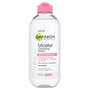 Garnier Micellar Water Sensitive Skin 400ml