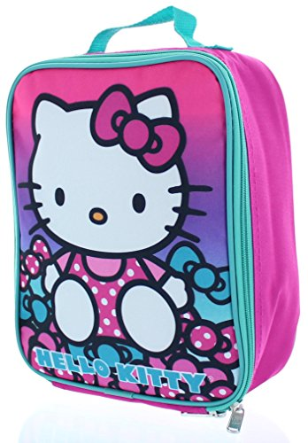 (Hello Kitty Insulated Lunch Bag - Lunch)