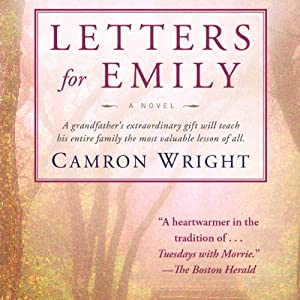 Letters for Emily Audiobook