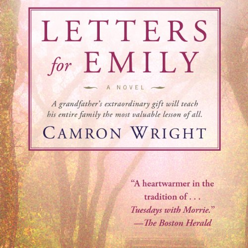 Letters for Emily Audiobook [Free Download by Trial] thumbnail