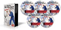 BJJ - 5 DVD Instructional Set - How to Defeat the Bigger, Stronger Opponent with Brazilian Jiu-Jitsu Series 2, with Brandon 'Wolverine' Mullins and Stephan Kesting. Techniques, Drills, Strategies and Tactics for the Smaller Grappler