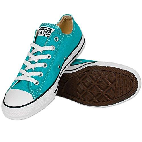 Converse Ctas Season Ox - Zapatillas de estar por casa Mujer Azul