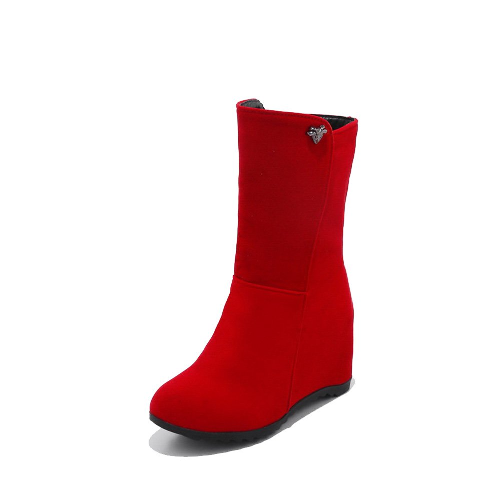 AdeeSu Zapatos cerrados Para mujer 38 EU|Rojo