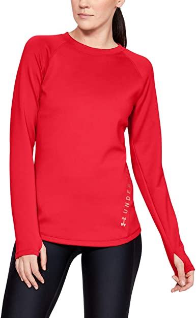 Under Armour Damen ColdGear Armour Ls Langarmshirt