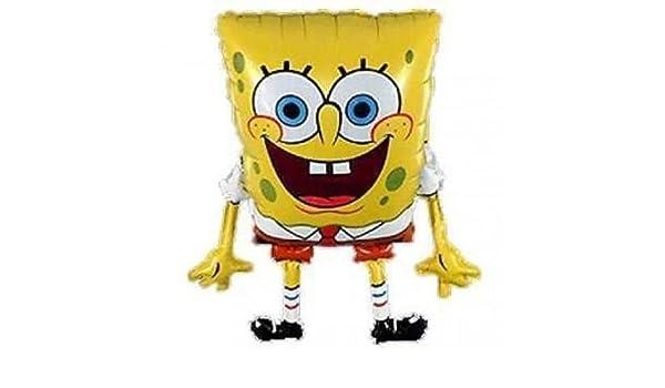 SpongeBob Squarepants Bob Esponja en forma de globo 26 globo ...
