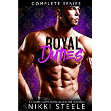 Royal Duties - Box Set: A Steamy, Curvy, Royal Billionaire Romance