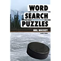 Word Search Puzzles: NHL Hockey: Volume 8 (Word Search Books for Adults)