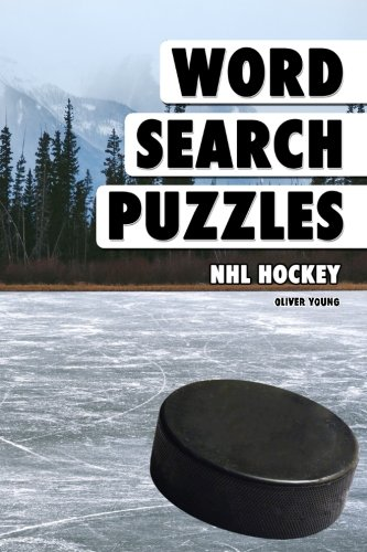 8: Word Search Puzzles: NHL Hockey (Word Search Books for Adults) (Volume 8)